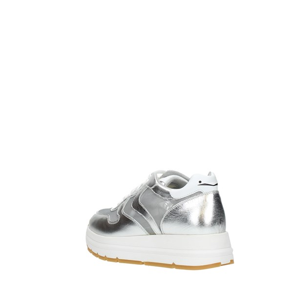 Voile Blanche Sneakers Silver