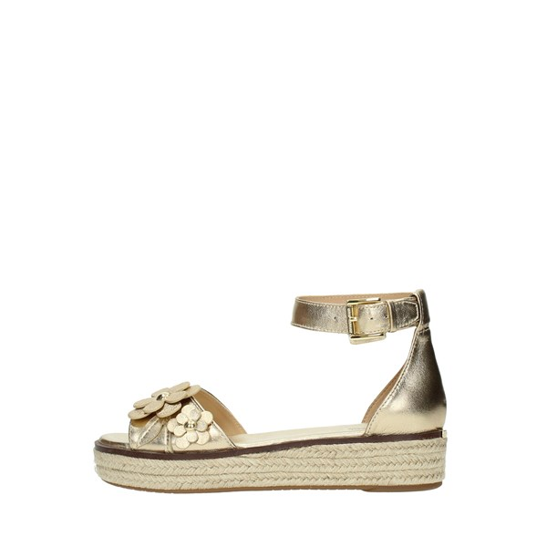 Michael Kors Sandals Platinum