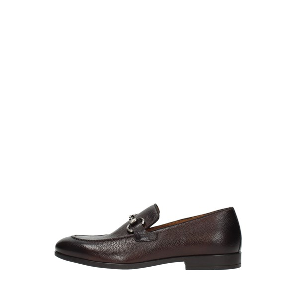 Rossi Moccasins And Slippers Brown