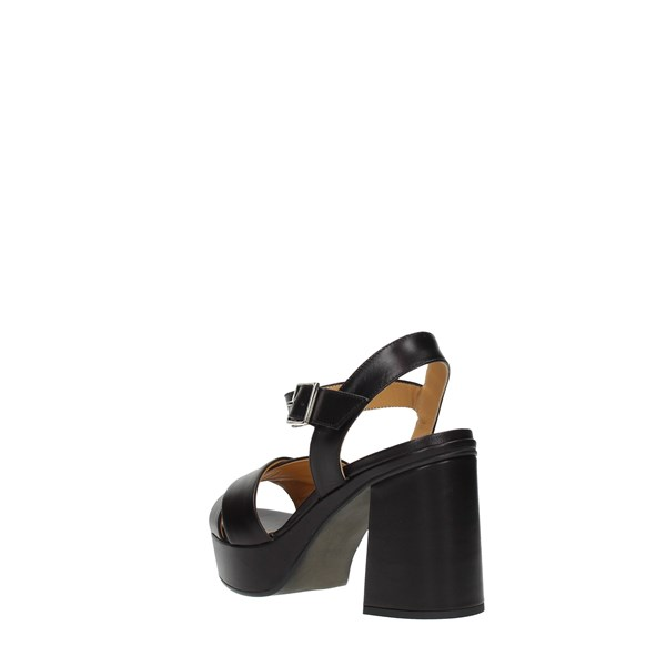 Silvia   Rossini Sandals Black