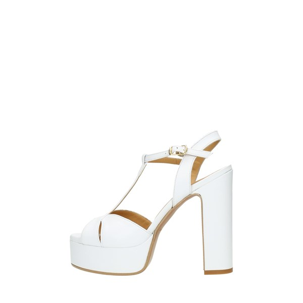Silvia   Rossini Sandals White