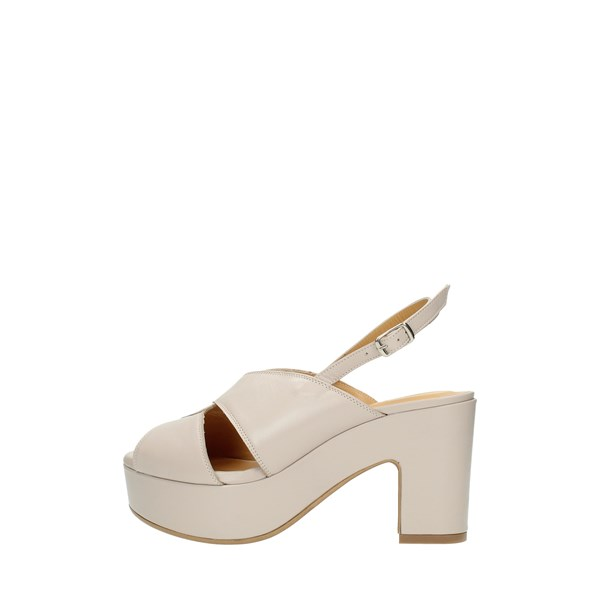 Silvia   Rossini Sandals Beige