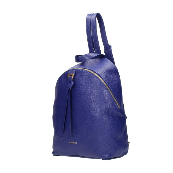 Coccinelle Backpack Blue