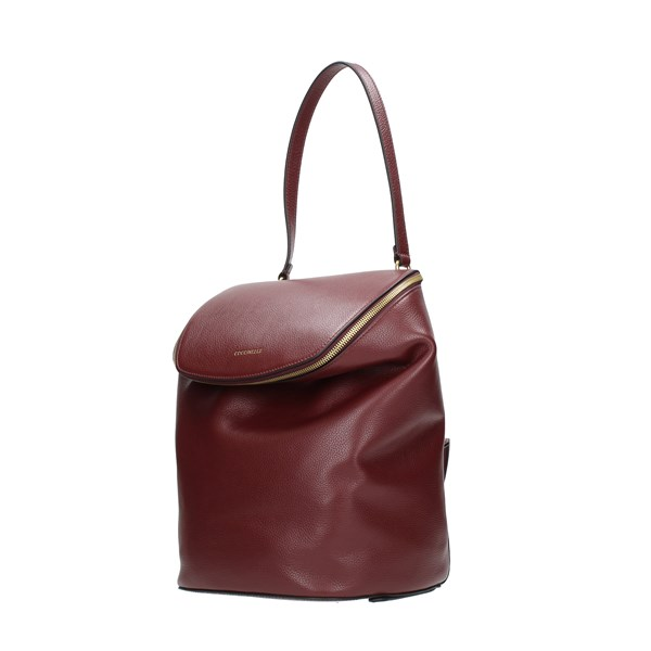 Coccinelle Backpack Bordeaux
