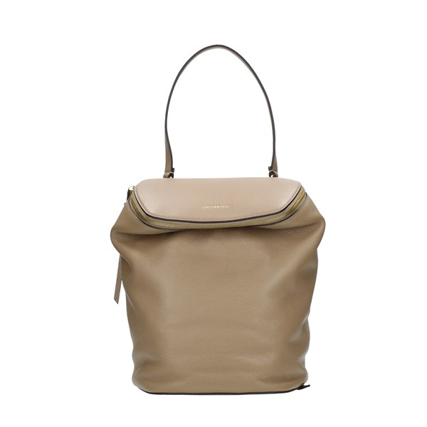 Coccinelle Backpack Taupe