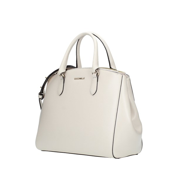 Coccinelle Shoulder Bags White