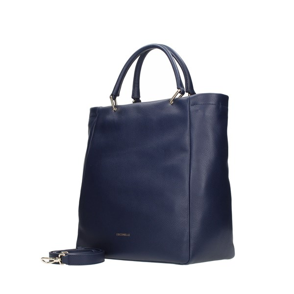 Coccinelle Shoulder Bags Blue