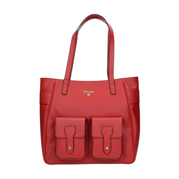 Pollini Shoulder Bags Red