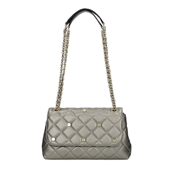 Pollini Shoulder Bags Gunmetal