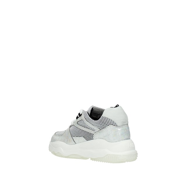 P448 Sneakers Silver