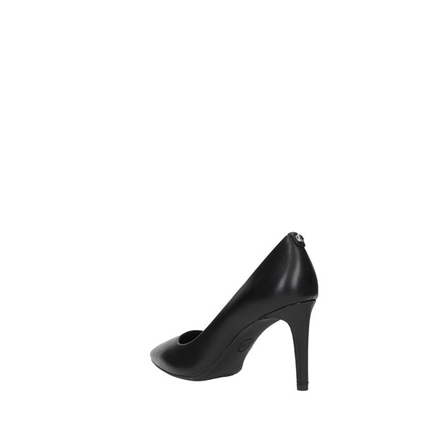 Michael Kors Cleavage And Heeled Shoes Black