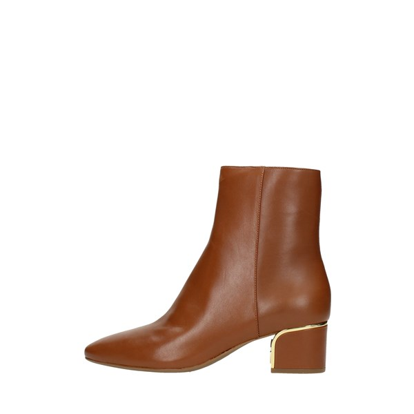 Michael Kors Booties Leather