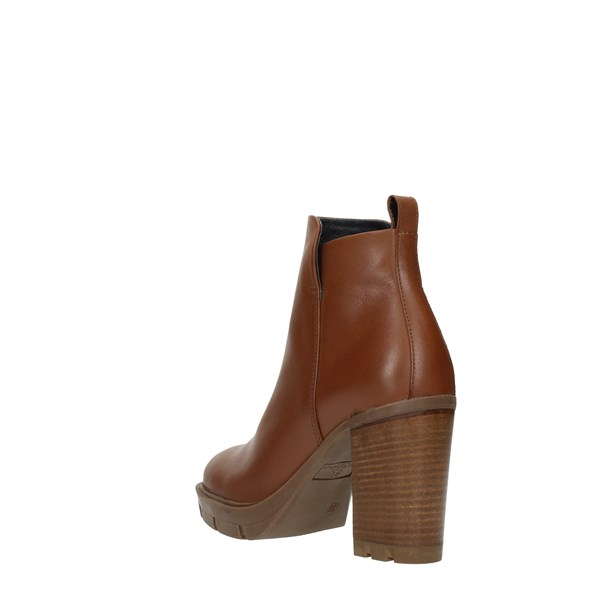 Janet Sport Booties Leather