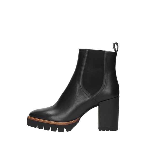 Bervicato Booties Black