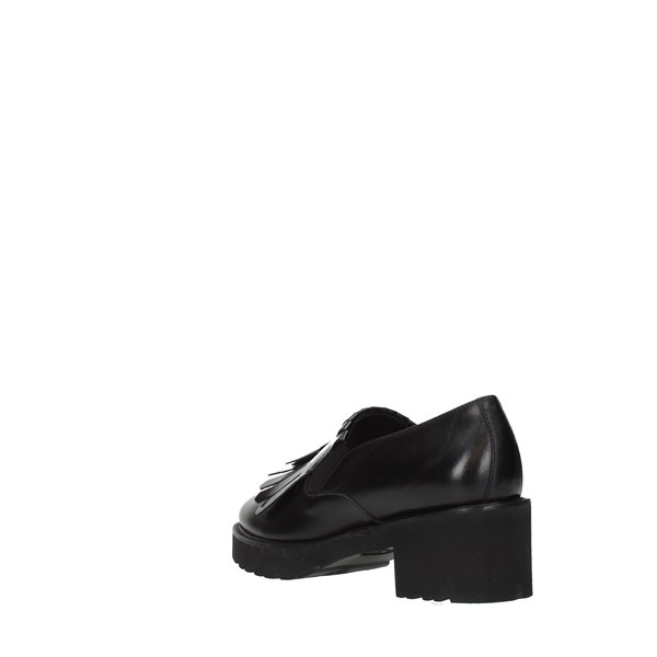 Luca Grossi Classic Shoes Black