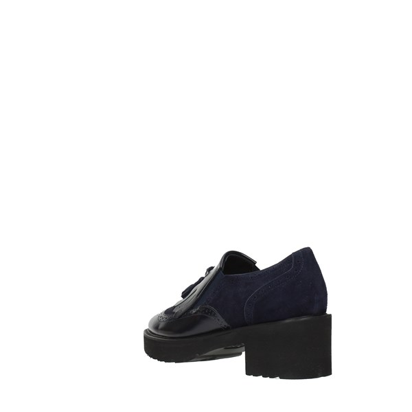 Luca Grossi Classic Shoes Blue