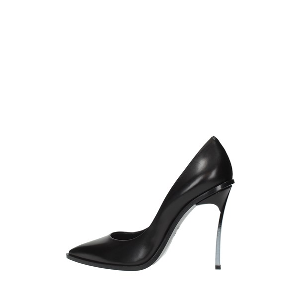 Casadei Cleavage And Heeled Shoes Black