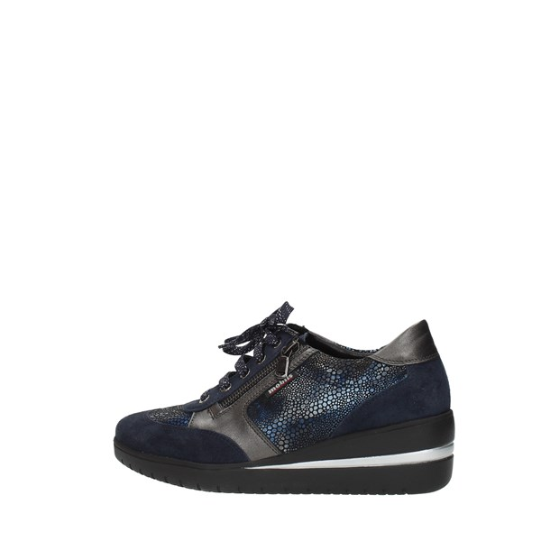 Mephisto Classic Shoes Blue