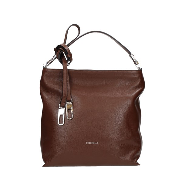 Coccinelle Shoulder Bags Brown