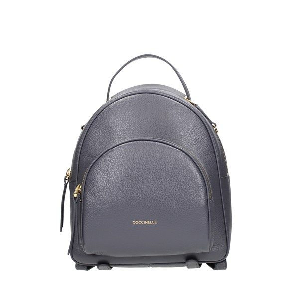 Coccinelle Backpack Grey