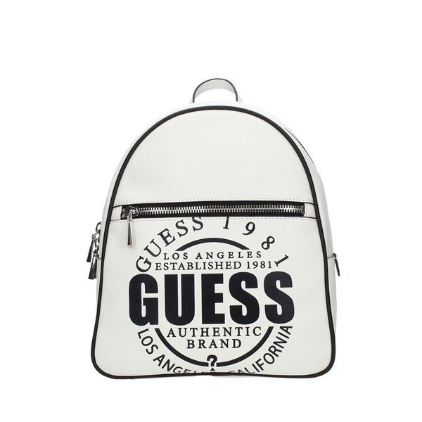 Guess Borse Backpack White