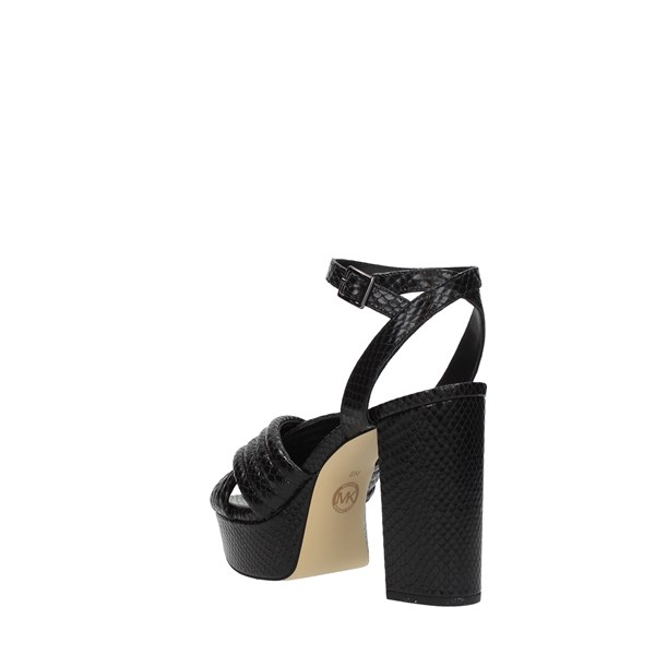 Michael Kors Sandals Black