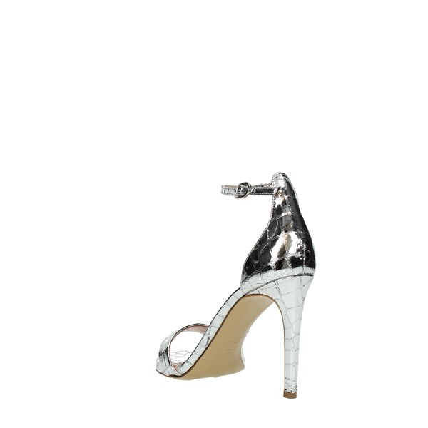 Francesco Sacco Sandals Silver