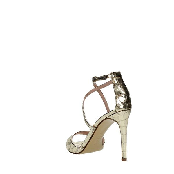 Francesco Sacco Sandals Platinum