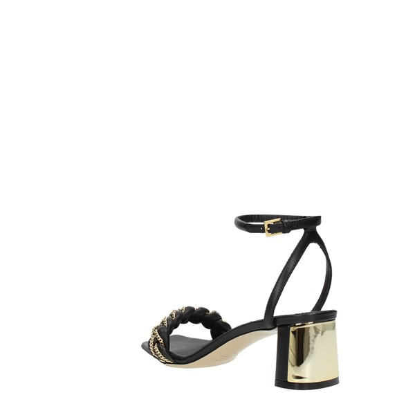 Ninalilou Sandals Black