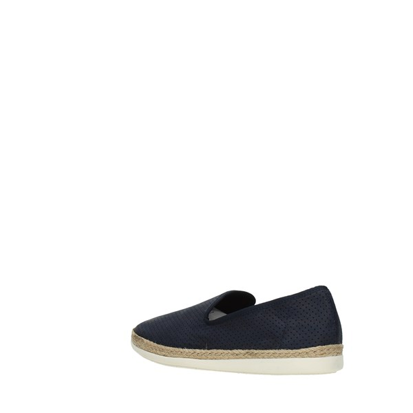 Marechiaro Moccasins And Slippers Blue