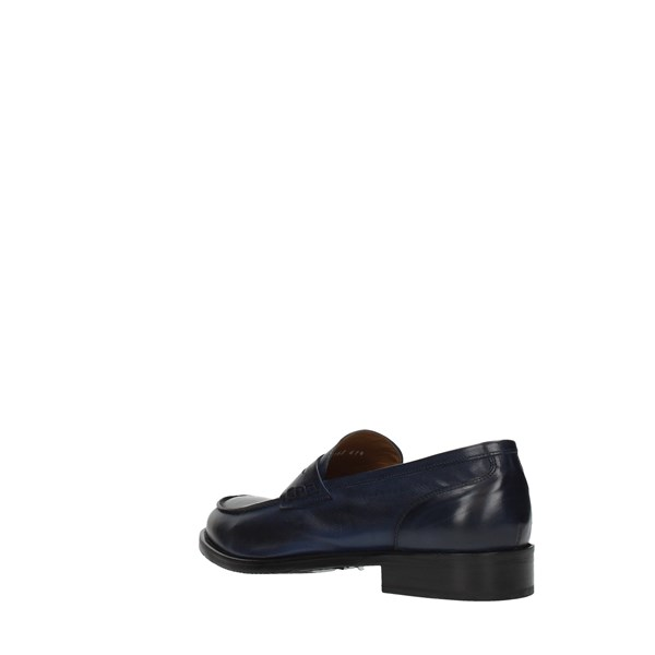 Franco Fedele Moccasins And Slippers Blue