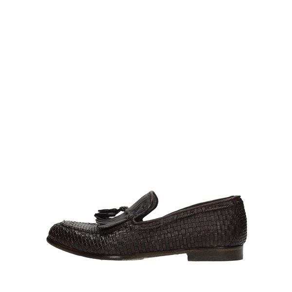Jp David Moccasins And Slippers Brown