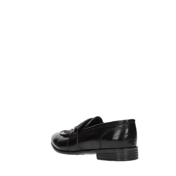 Jp David Moccasins And Slippers Black