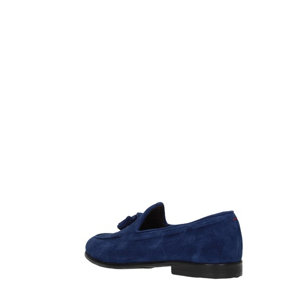 Jp David Moccasins And Slippers Blue