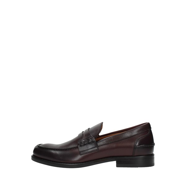 Rossi Moccasins And Slippers Bordeaux