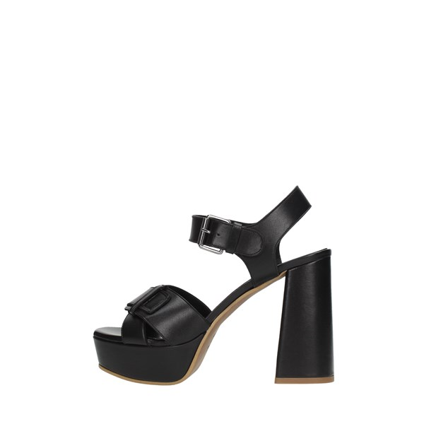 Tattoo Sandals Black