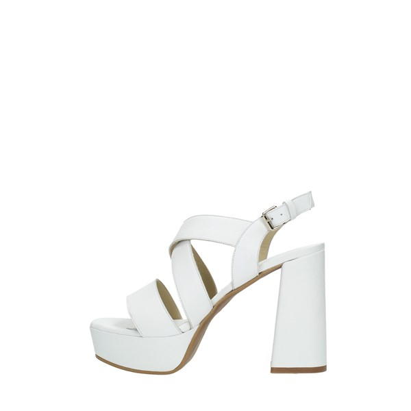 Tattoo Sandals White