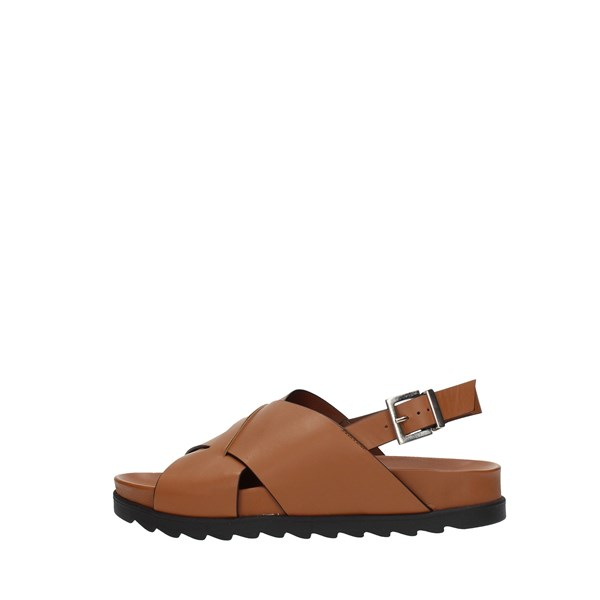 Evaluna Sandals Leather