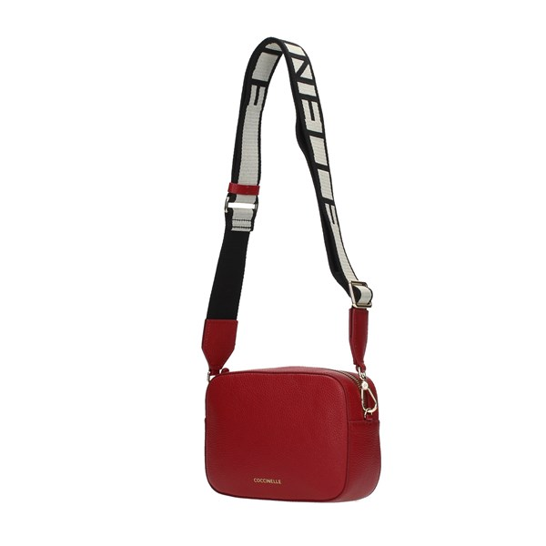 Coccinelle Shoulder Bags Red