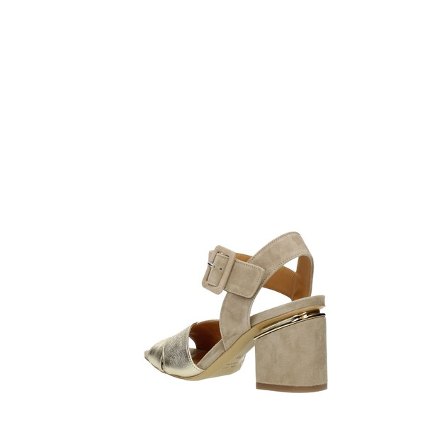 Silvia   Rossini Sandals Platinum