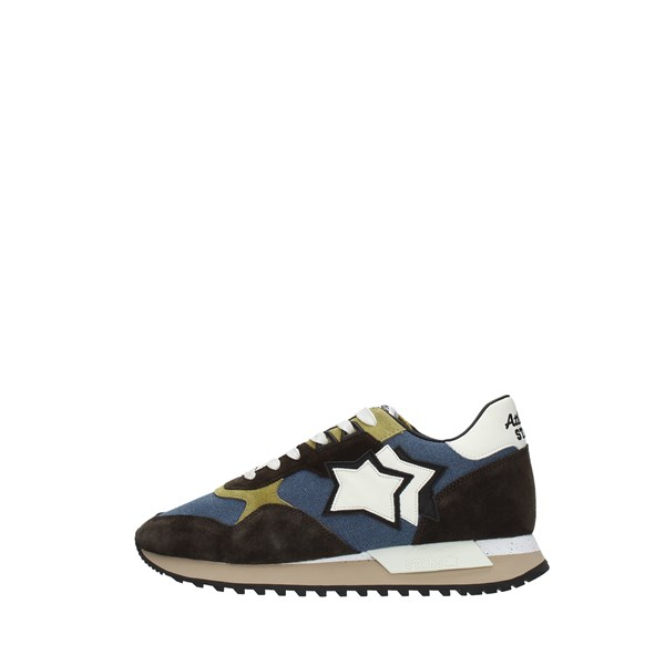 Atlantic Stars Sneakers Green