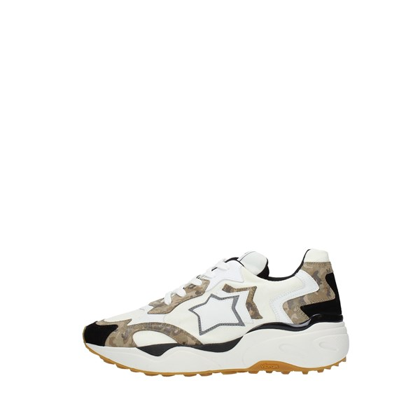 Atlantic Stars Sneakers White
