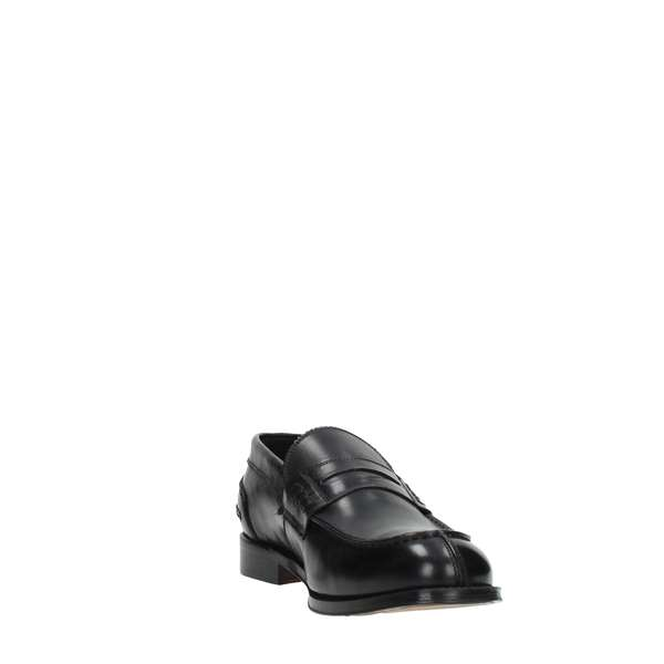 Marechiaro Shoes Man Moccasins And Slippers Black 4503