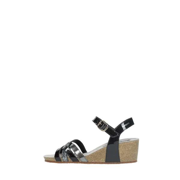 Mephisto Shoes Women Sandals Black MADO