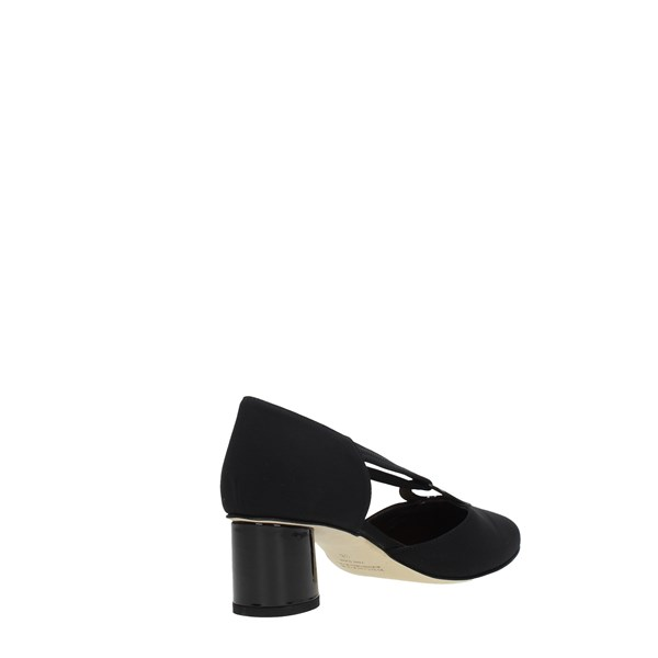 Brunate Shoes Women Cleavage And Heeled Shoes Black 50819