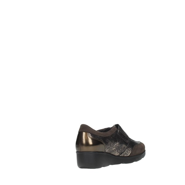 Mephisto Shoes Women Classic Shoes Bronze GINGER