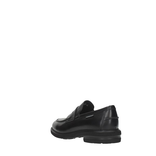 Mephisto Shoes Man Moccasins And Slippers Black ORELIEN