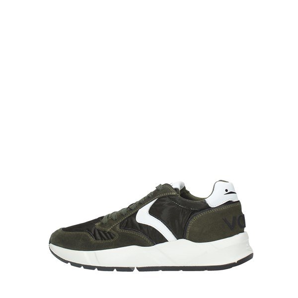Voile Blanche Shoes Man Sneakers Green ARPOLH