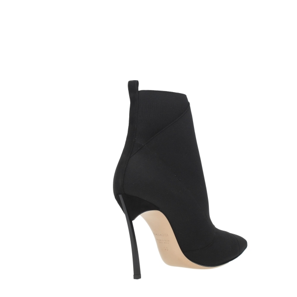 Casadei Shoes Women Ankle Boot And Booties Black 1Q938N100HC0136900