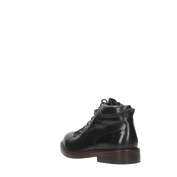 Jp David Shoes Man Booties Black 52641